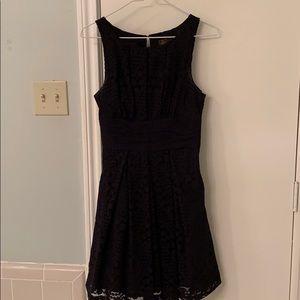 Black cocktail dress size 2